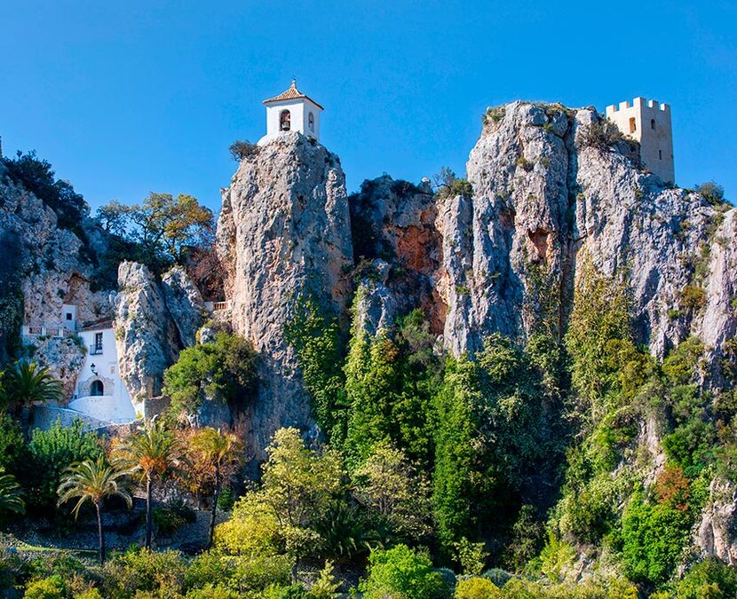 Guadalest- not just a pretty lake! A wonderful way to spend some timeLocal News | Guadalest- not just a pretty lake! A wonderful way to spend some time