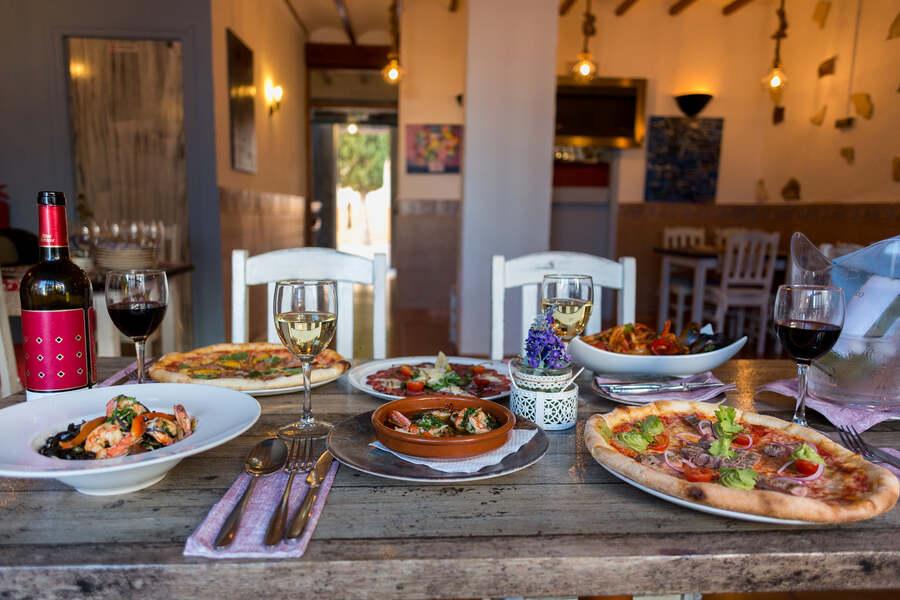 Traditional Italian food in Old Town Calpe- El ArcoLocal News    Traditional Italian food in Old Town Calpe- El Arco