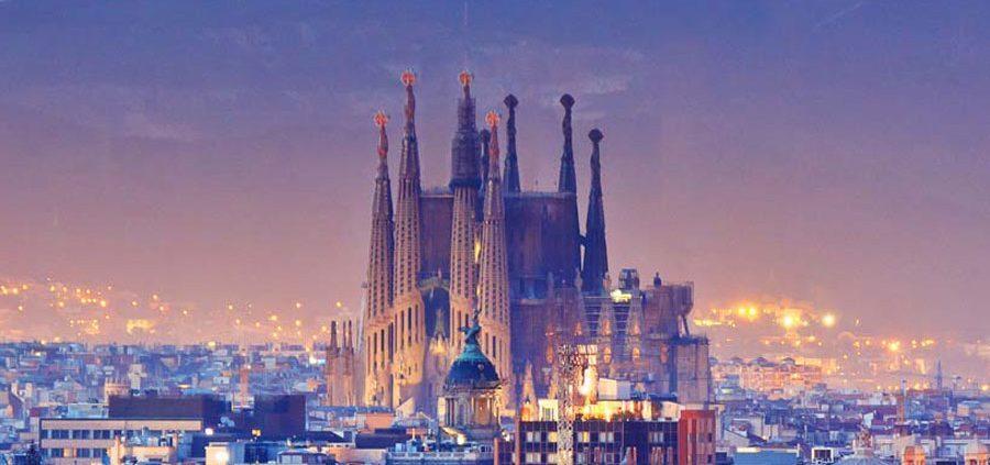Barcelona baby! City break within easy reach.Spain News | Barcelona baby! City break within easy reach.