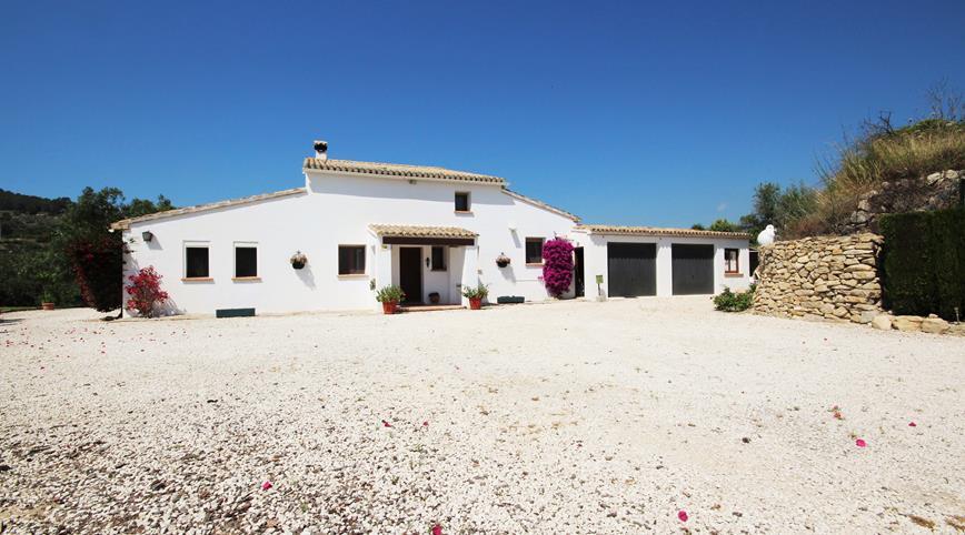 For sale: 3 bedroom finca in Benissa, Costa Blanca