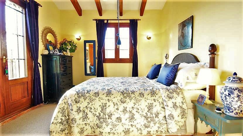 4 bedroom finca for sale in Benissa, Costa Blanca