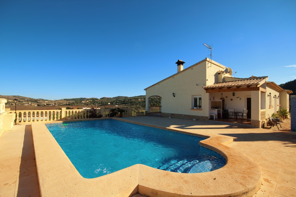For sale: 3 bedroom house / villa in Lliber, Costa Blanca