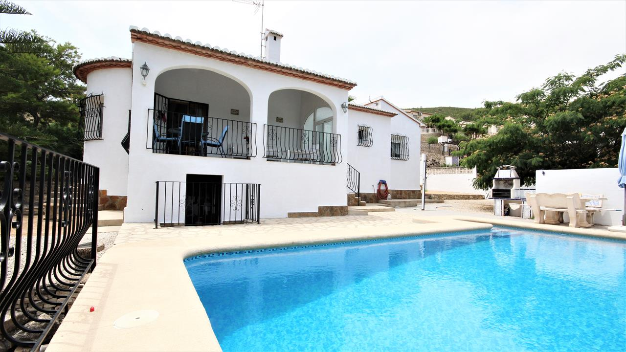 For sale: 3 bedroom house / villa in Alcalali, Costa Blanca