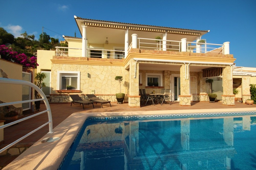 For sale: 3 bedroom house / villa in Sanet Y Negrals, Costa Blanca