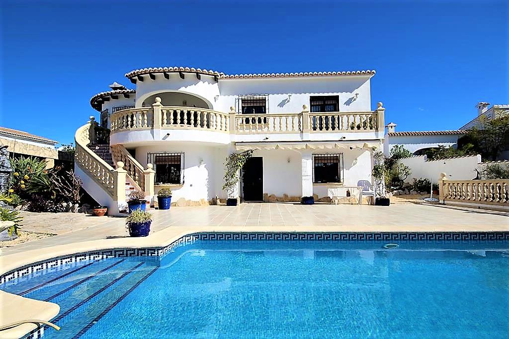 5 bedroom house / villa for sale in Murla, Costa Blanca