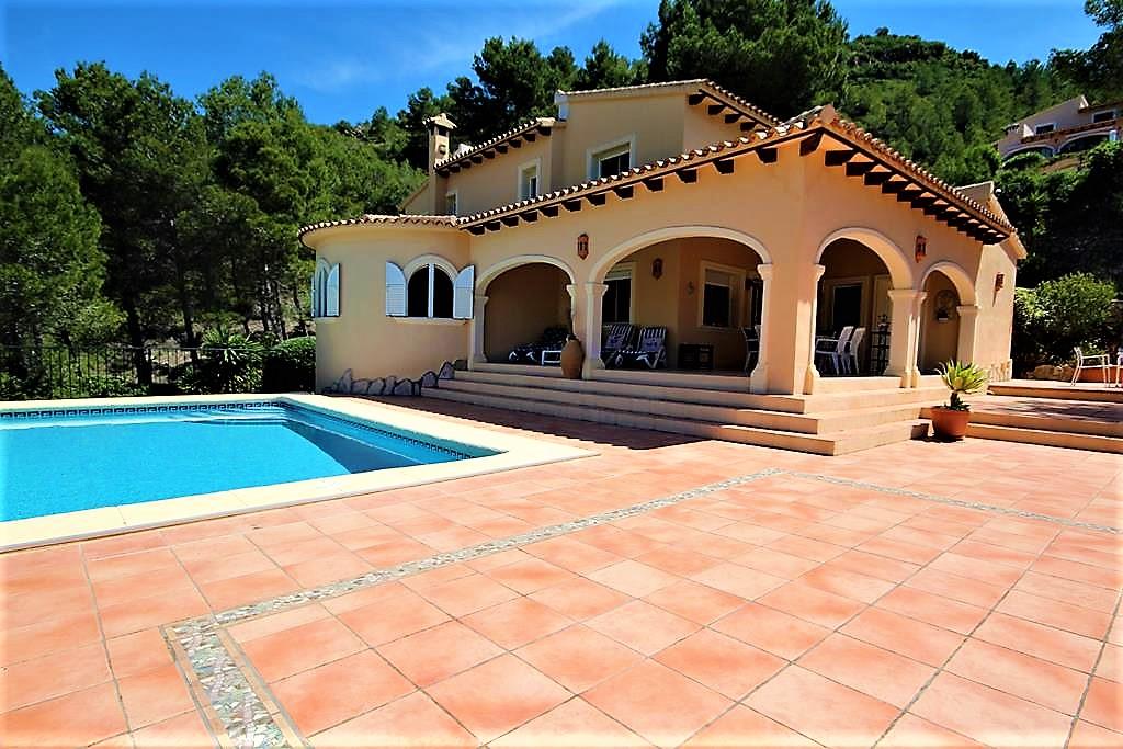 For sale: 3 bedroom house / villa in Lliber, Costa Blanca
