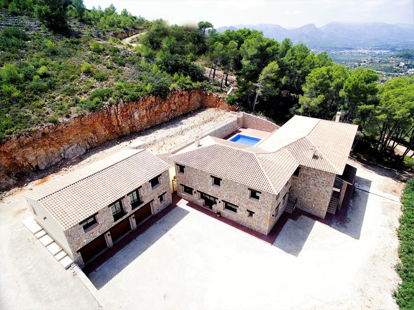 For sale: 8 bedroom house / villa in Lliber, Costa Blanca