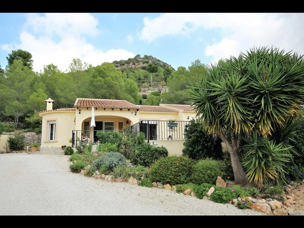 For sale: 2 bedroom house / villa in Lliber, Costa Blanca