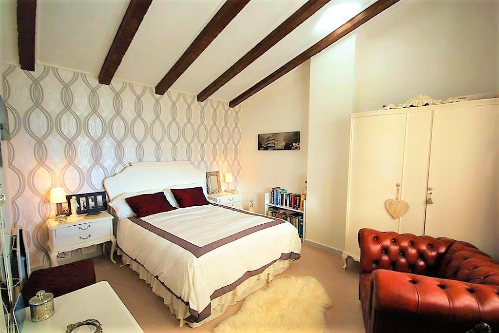 4 bedroom finca for sale in Tárbena, Costa Blanca