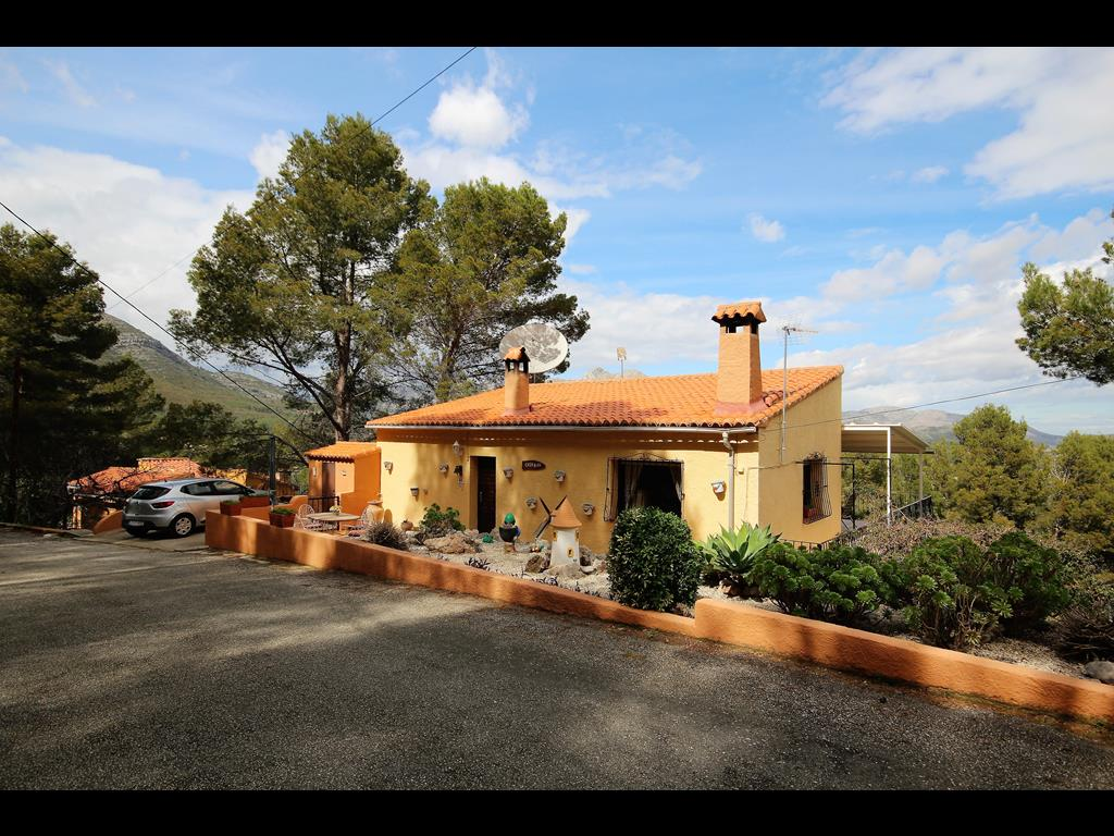 For sale: 3 bedroom house / villa in Parcent, Costa Blanca
