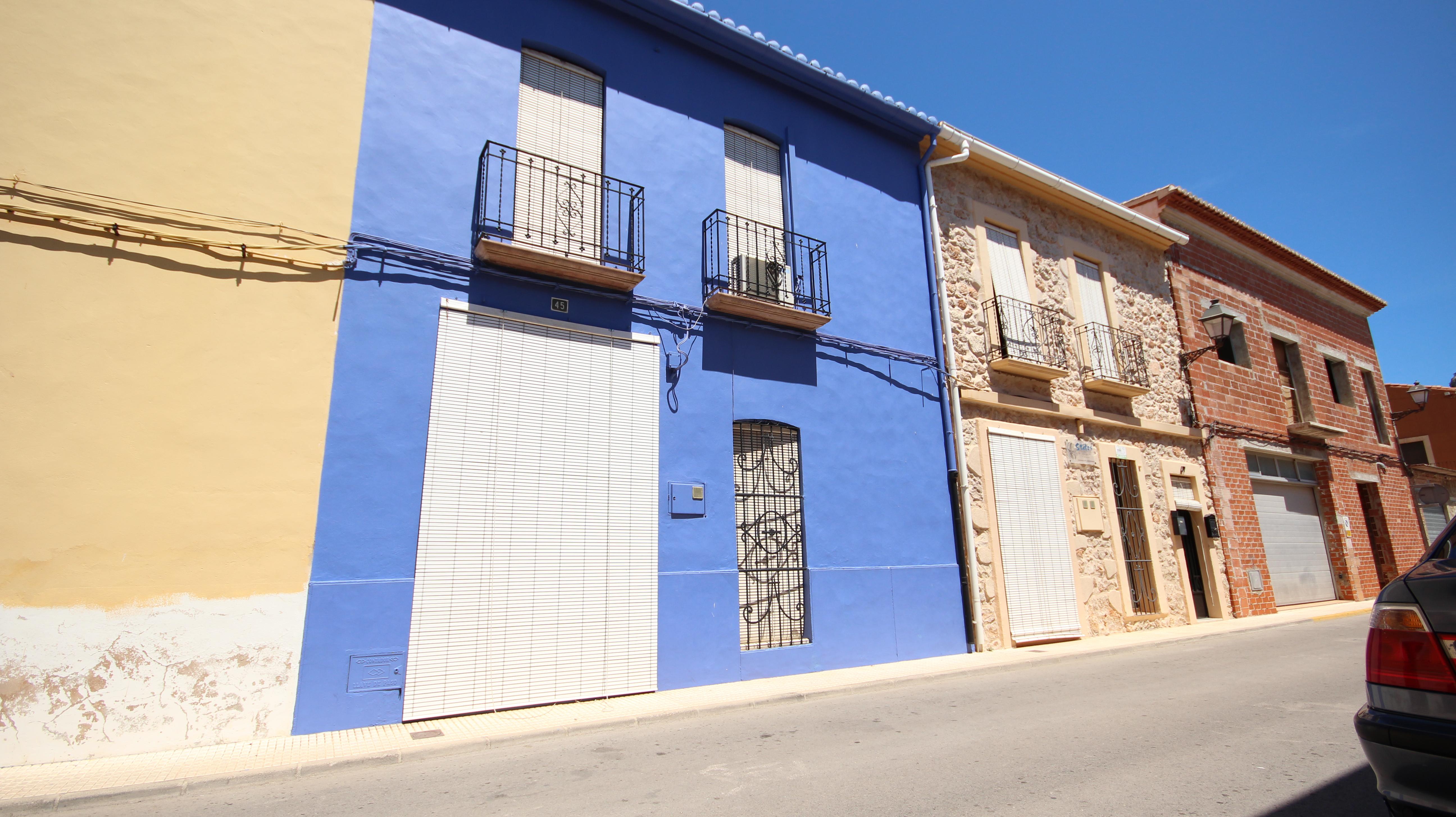 Town house in Rafol De Almunia