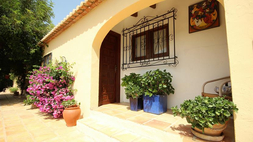 For sale: 4 bedroom finca in Parcent, Costa Blanca