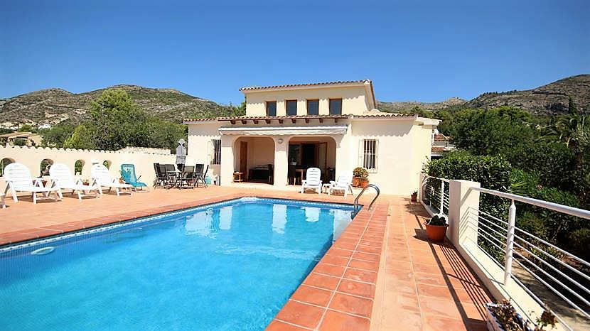 For sale: 5 bedroom house / villa in Jalon / Xaló, Costa Blanca