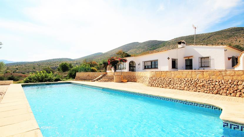 For sale: 3 bedroom house / villa in Benissa, Costa Blanca