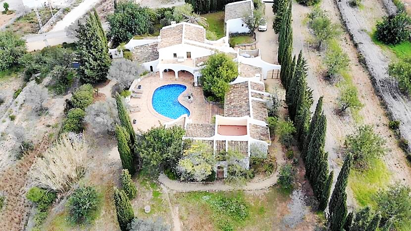 For sale: 5 bedroom finca in Lliber, Costa Blanca