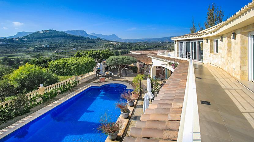 For sale: 4 bedroom house / villa in Calp / Calpe