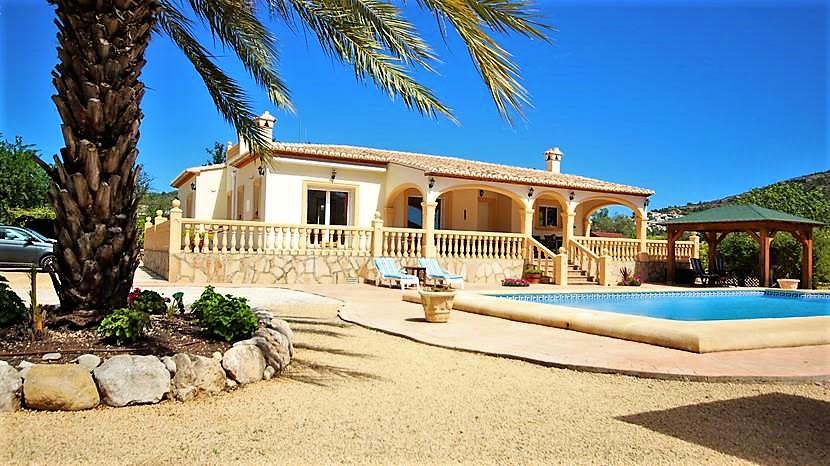 For sale: 3 bedroom house / villa in Murla, Costa Blanca