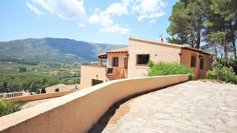 For sale: 4 bedroom house / villa in Alcalali, Costa Blanca