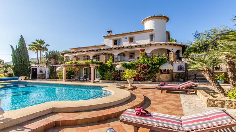 For sale: 6 bedroom house / villa in Lliber, Costa Blanca