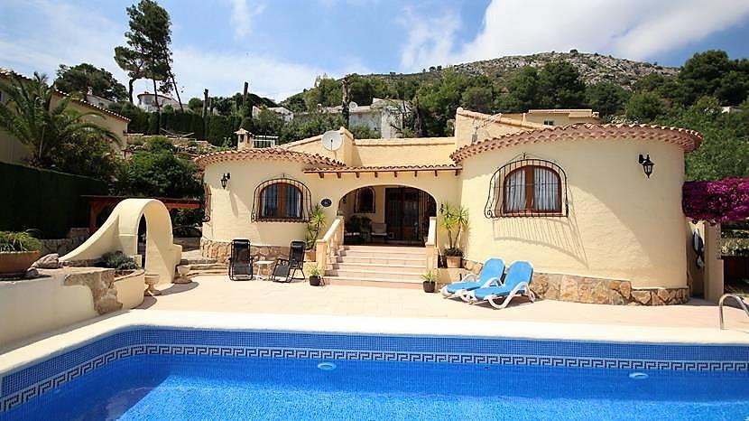For sale: 3 bedroom house / villa in Alcalali, Costa Blanca