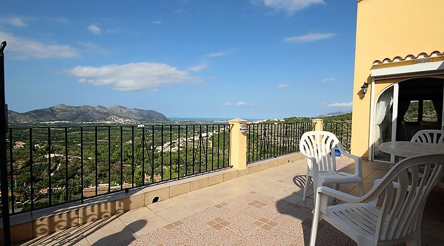 4 bedroom house / villa for sale in Orba, Costa Blanca