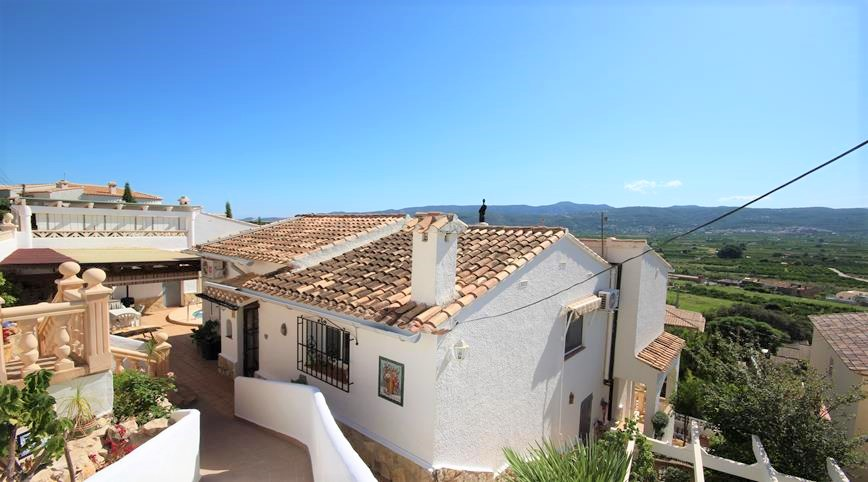 Villa in Sanet Y Negrals