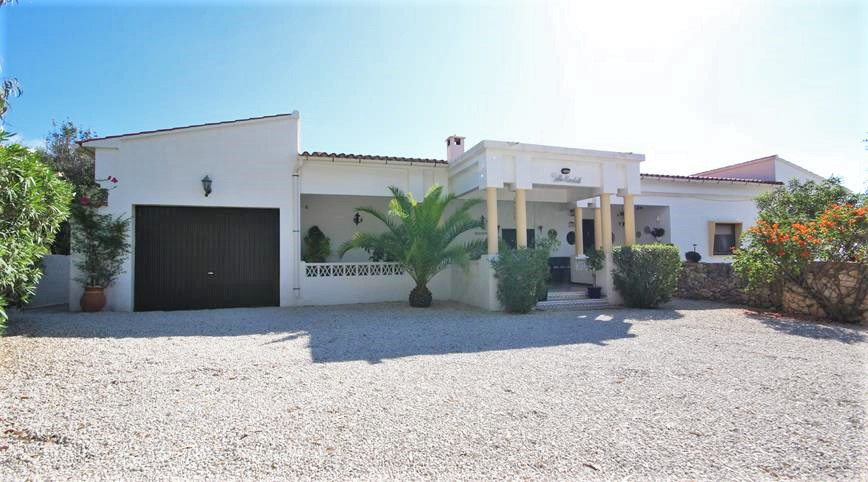 For sale: 3 bedroom house / villa in Senija, Costa Blanca