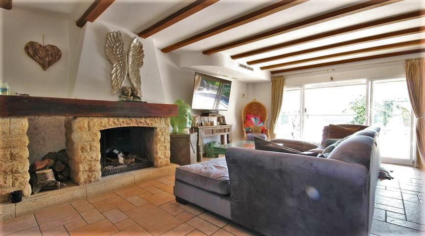 4 bedroom house / villa for sale in Benidoleig, Costa Blanca