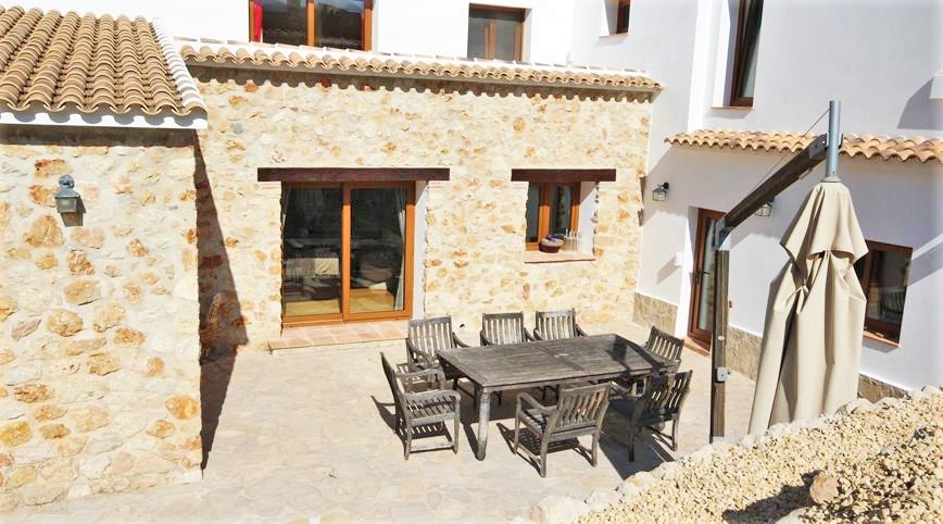4 bedroom finca for sale in Orba, Costa Blanca