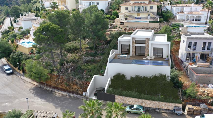 For sale: 3 bedroom house / villa in Orba, Costa Blanca