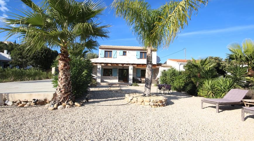 For sale: 2 bedroom finca in Parcent, Costa Blanca