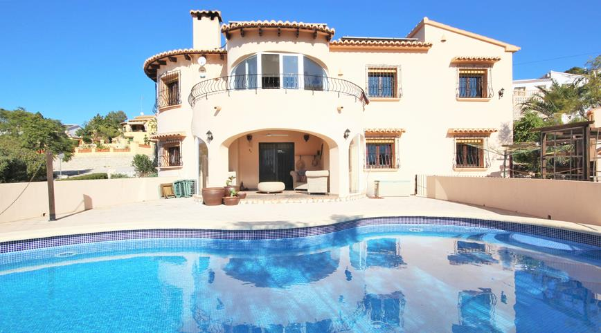 For sale: 4 bedroom house / villa in Murla, Costa Blanca
