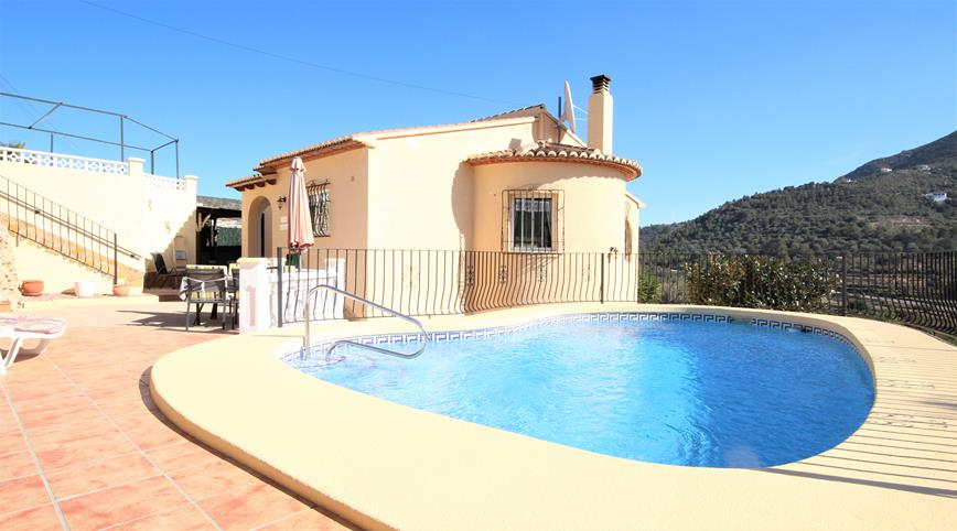 For sale: 2 bedroom house / villa in Alcalali, Costa Blanca
