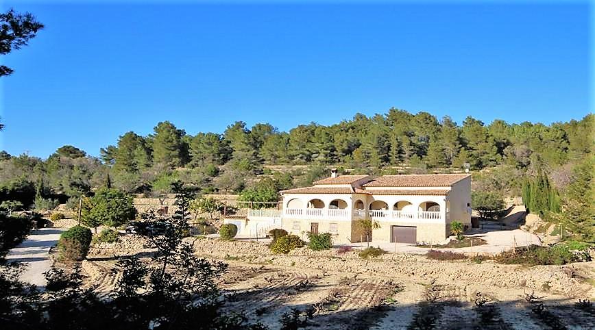 For sale: 4 bedroom house / villa in Lliber, Costa Blanca