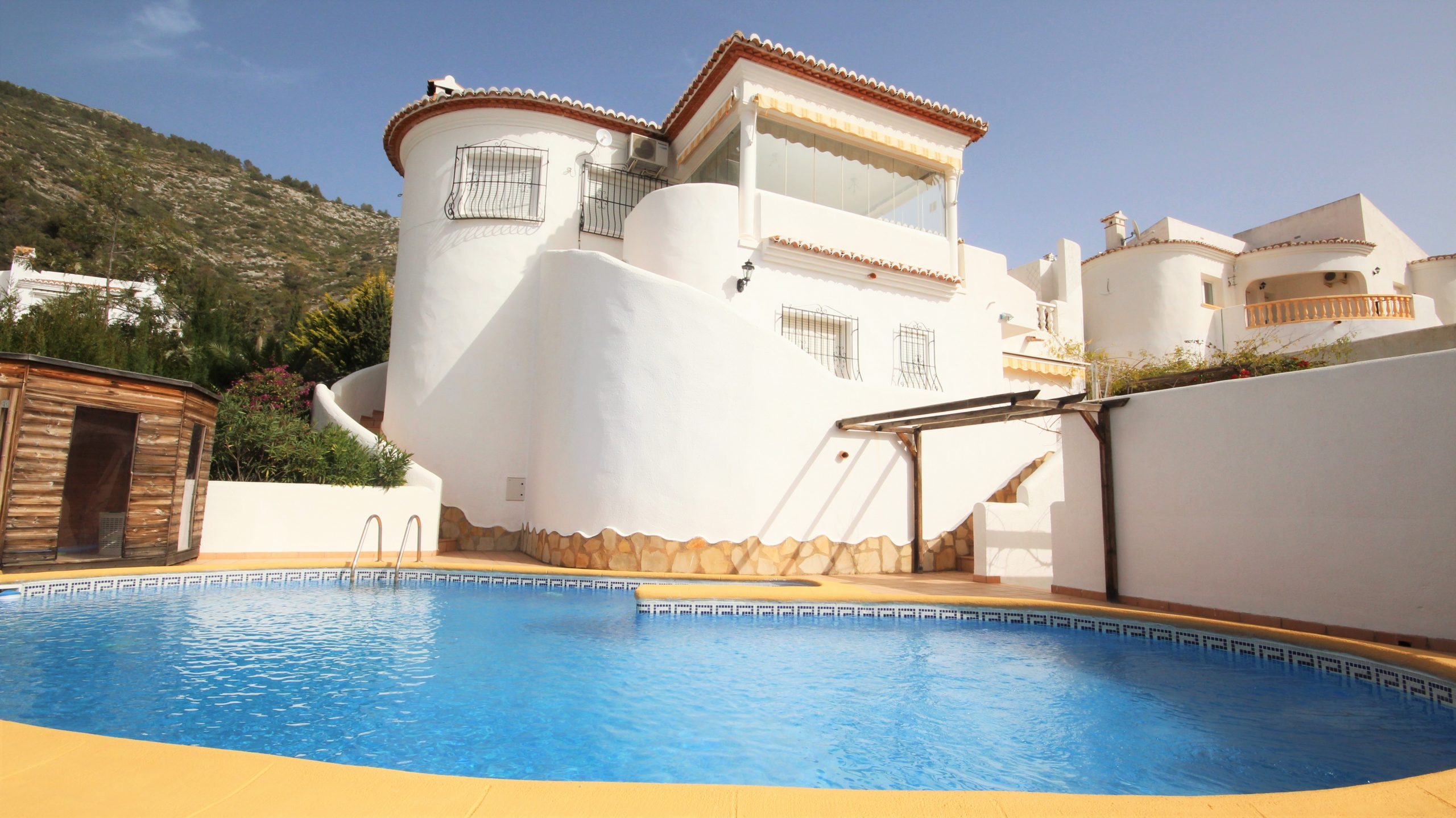 For sale: 4 bedroom house / villa in Jalon / Xaló, Costa Blanca