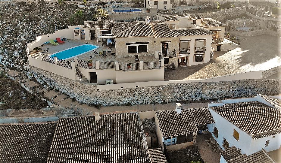 For sale: 6 bedroom finca in Lliber, Costa Blanca
