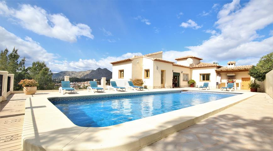 For sale: 6 bedroom house / villa in Parcent, Costa Blanca