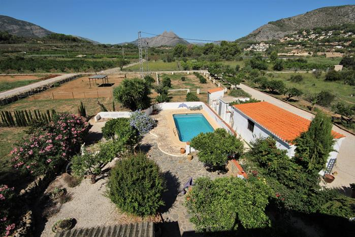 For sale: 3 bedroom finca in Alcalali, Costa Blanca