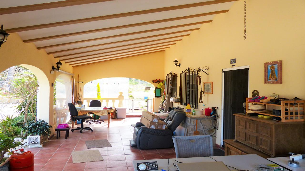 4 bedroom house / villa for sale in Gata de Gorgos, Costa Blanca