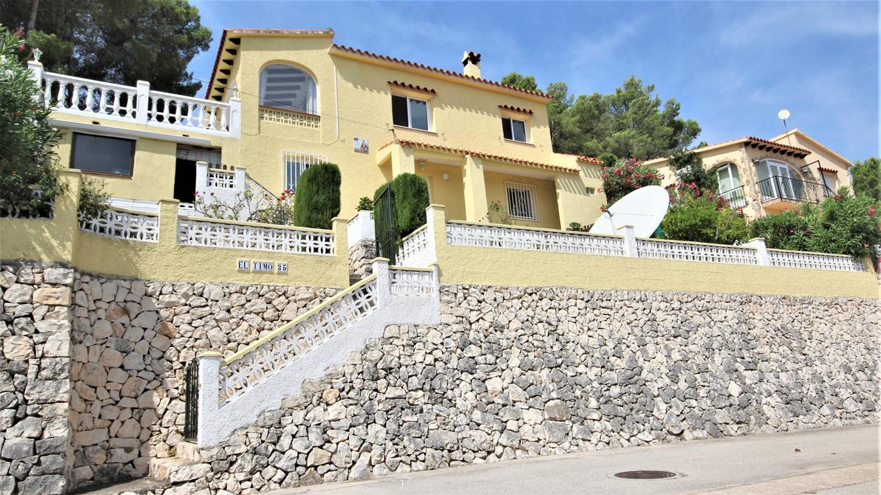 For sale: 4 bedroom house / villa in Orba, Costa Blanca