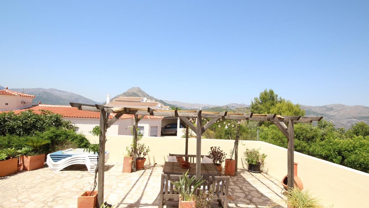 4 bedroom house / villa for sale in Murla, Costa Blanca