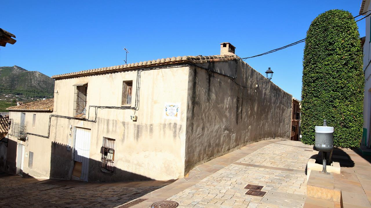 Town house in Lliber