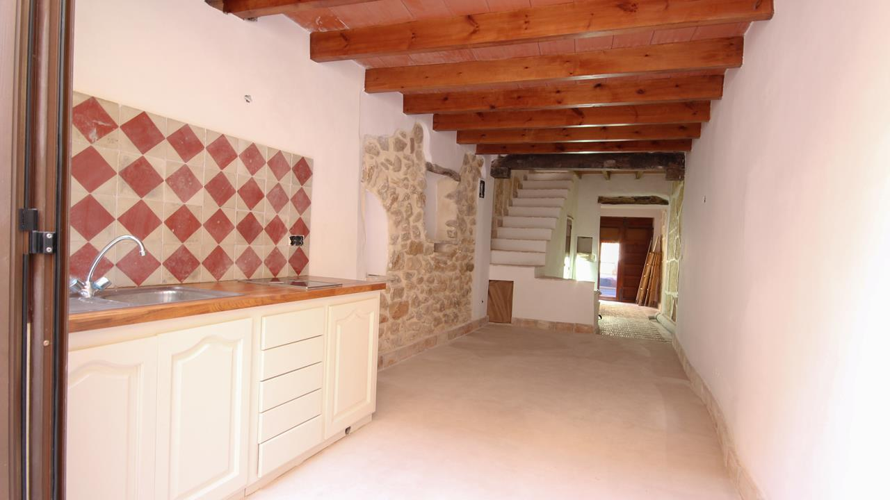 2 bedroom house / villa for sale in Jalon / Xaló, Costa Blanca