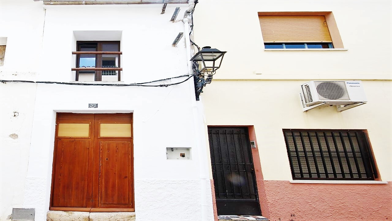 For sale: 2 bedroom house / villa in Jalon / Xaló, Costa Blanca