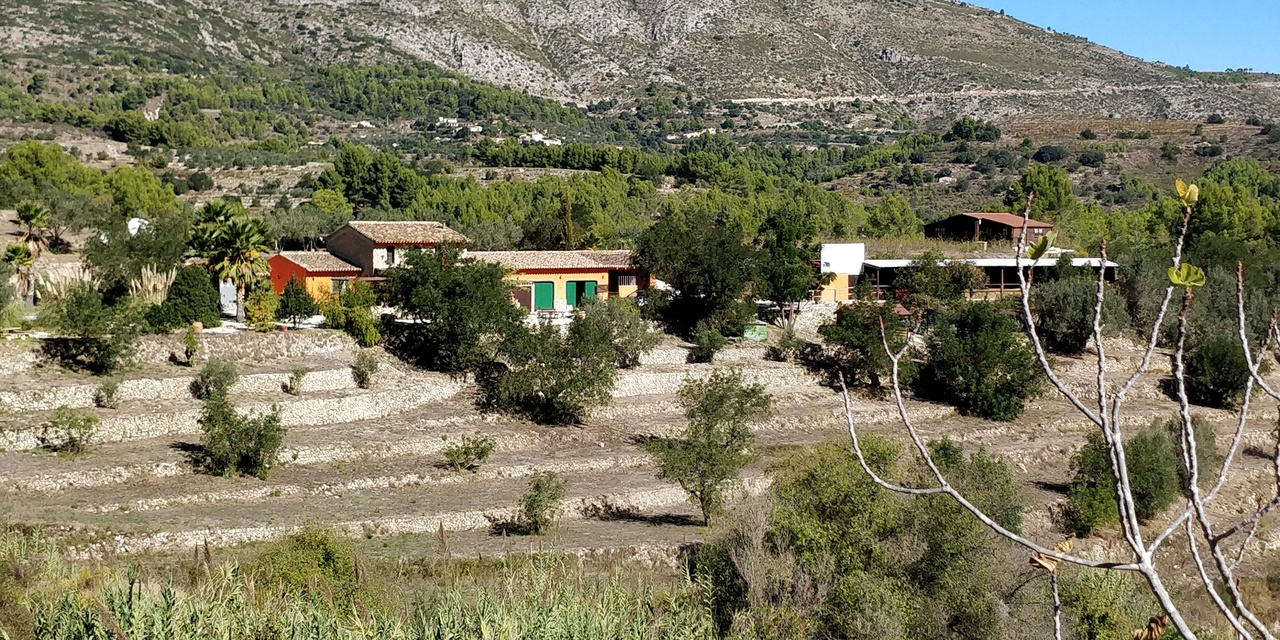 For sale: 6 bedroom finca in Tárbena