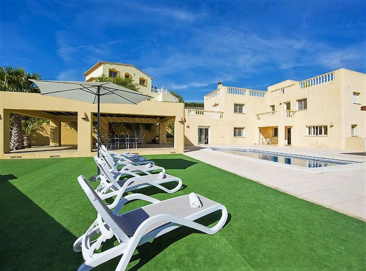 4 bedroom house / villa for sale in Calp / Calpe, Costa Blanca