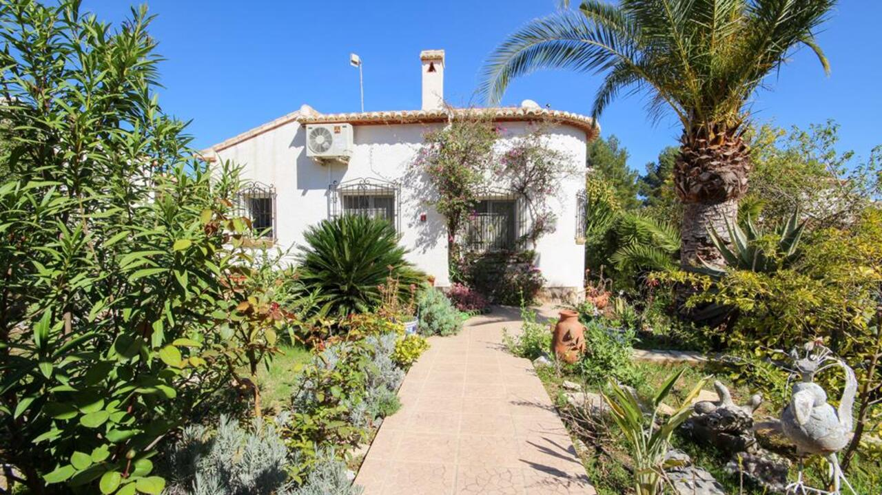 2 bedroom house / villa for sale in Pedreguer, Costa Blanca