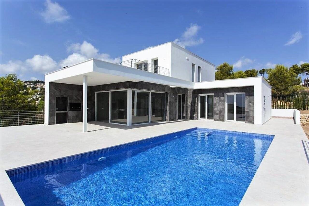 3 bedroom house / villa for sale in Moraira, Costa Blanca