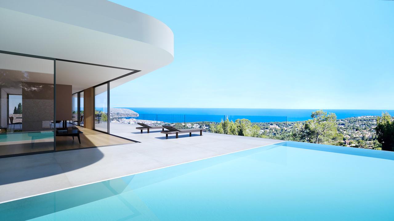 4 bedroom house / villa for sale in Moraira, Costa Blanca