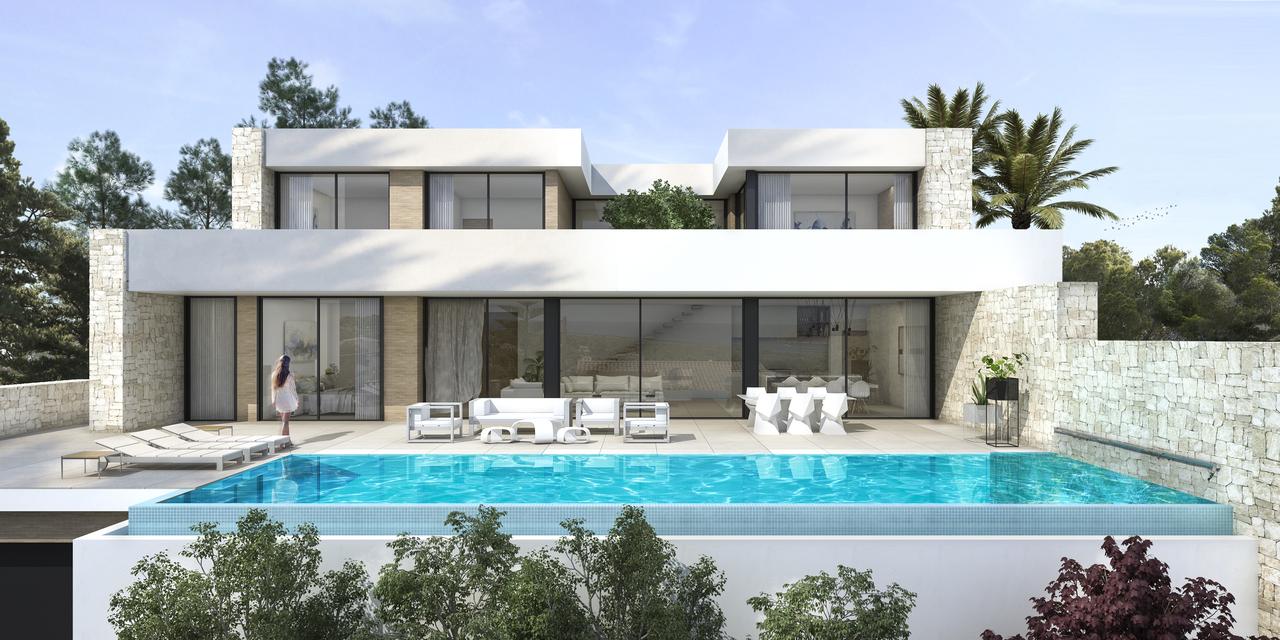 For sale: 6 bedroom house / villa in Moraira